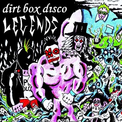 LEGENDS - Album (2012)